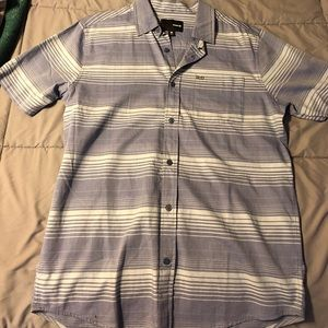 Hurley Button down size medium